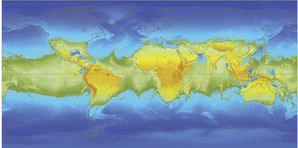 What Would the Earth Look Like if it Stopped Spinning?