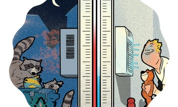 Does Using The AC Make It Hotter Outside?
