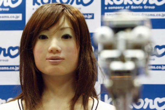 At the International Robot Exhibition in Japan, Robots For Your Every Need