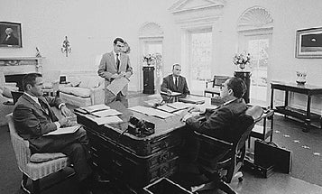 National Archives To CSI-ify Haldeman's Paper Notes In Search Of Watergate's Lost 18 Minutes