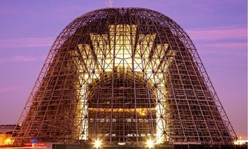 Google To Lease And Restore NASA's Famous Hangar One