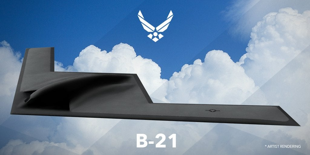 B-21 Concept Art