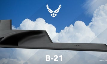 Congress Report On The Air Force's New Bomber Reveals Tantalizingly Little