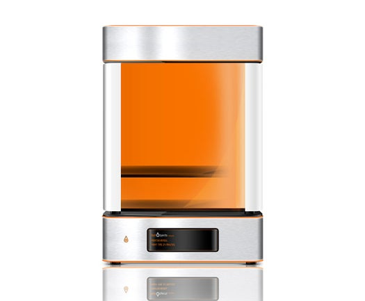 This Full-Color Desktop 3-D Printer Is Beautiful Inside And Out