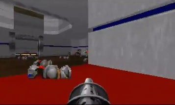 Video: Trained A.I. Beats Humans In Doom Deathmatches
