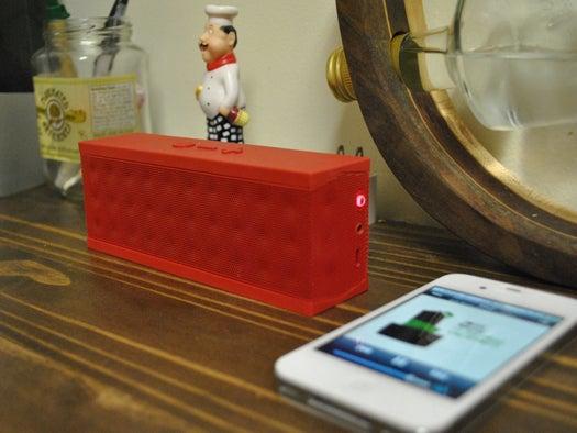 Testing the Best: The Jawbone Jambox, the Best Tiniest Wireless Speaker
