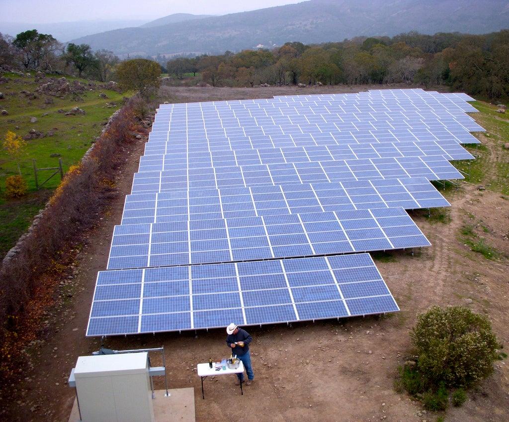 SolarCity Announces Most Efficient Panels On The Market