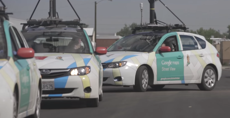 Google Will Start Mapping Pollution The Same Way They Map Streets