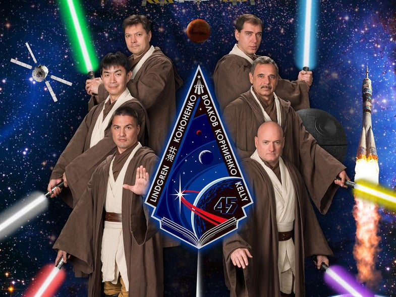 Jedi Astronauts, Presidential Selfie Sticks, And Other Amazing Images Of The Week