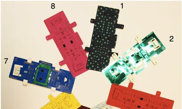 A Glimpse Of The Foldscope