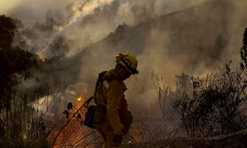 Record Heat, Wildfires Are Currently Frying The American West