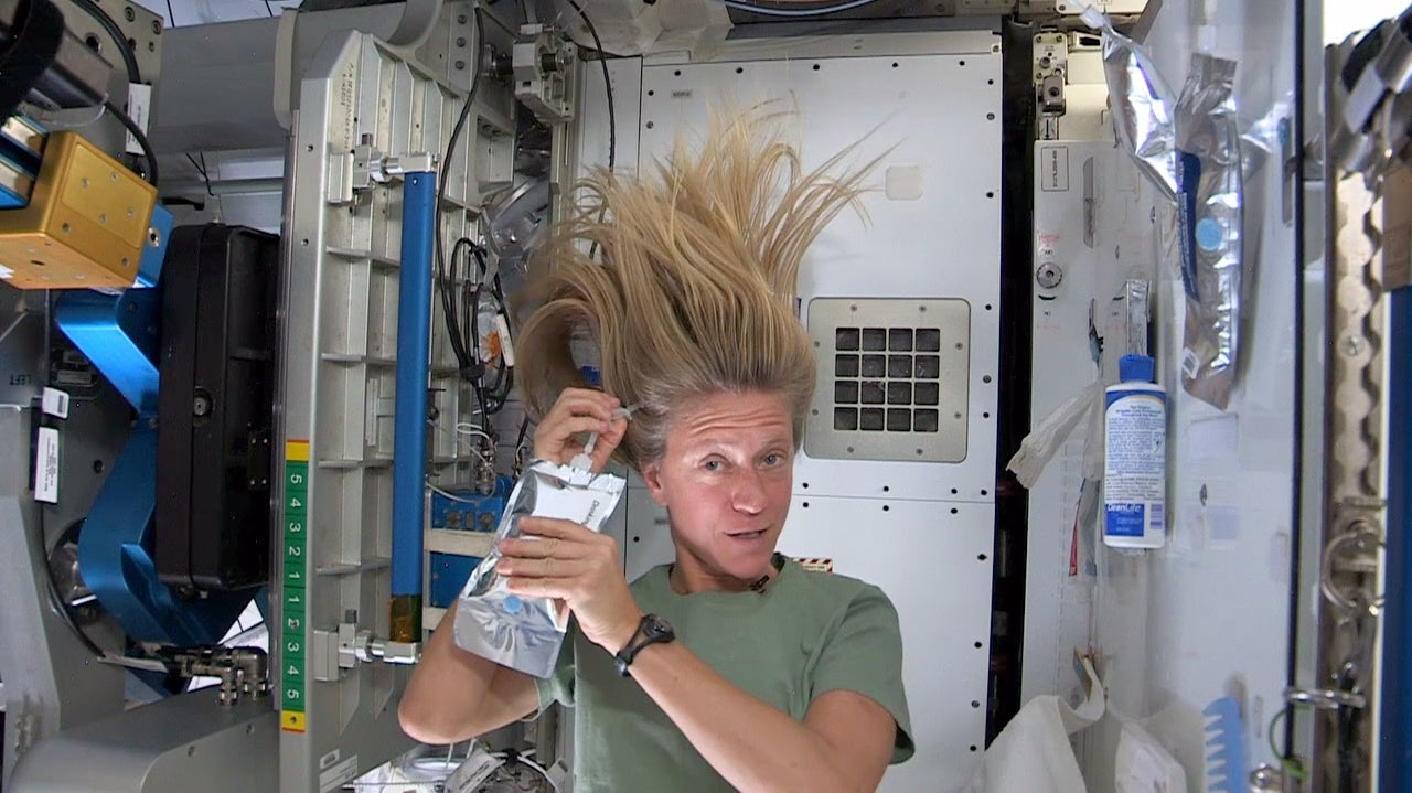 We May Need Fewer Haircuts In Space