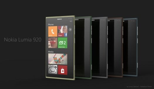 Here's What's Interesting About the Nokia Lumia 920