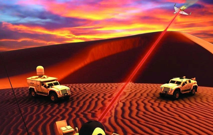 The Week In Drones: Laser Warfare, Paper Planes, And More