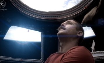 Watch Astronaut Chris Hadfield Cover David Bowie's 'Space Oddity'… In Space