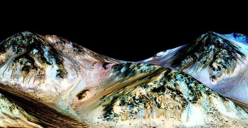 How Microbial Farming Could Help Terraform Mars