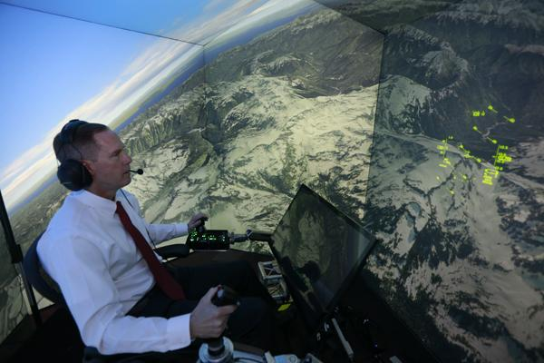 A.I. Downs Expert Human Fighter Pilot In Dogfight Simulation