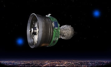 Anyone Can Build an Enormous Next-Generation Jet Engine (In Holographic 3-D)