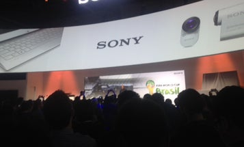 CES 2014: Sony Goes Long On 4K, And Shows Off A New Phone