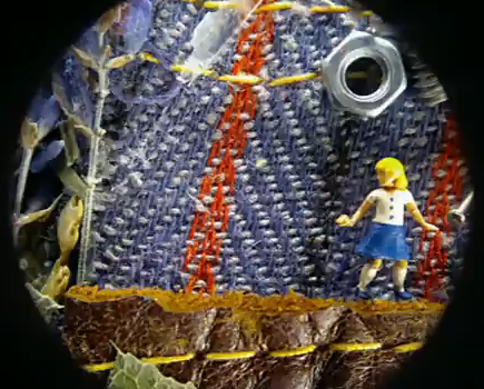 Video: UK Animators Use Cellphone and Microscope To Film Smallest Stop-Motion Animation Ever