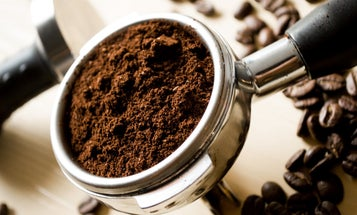 Used Coffee Grounds Can Clean Contaminated Water