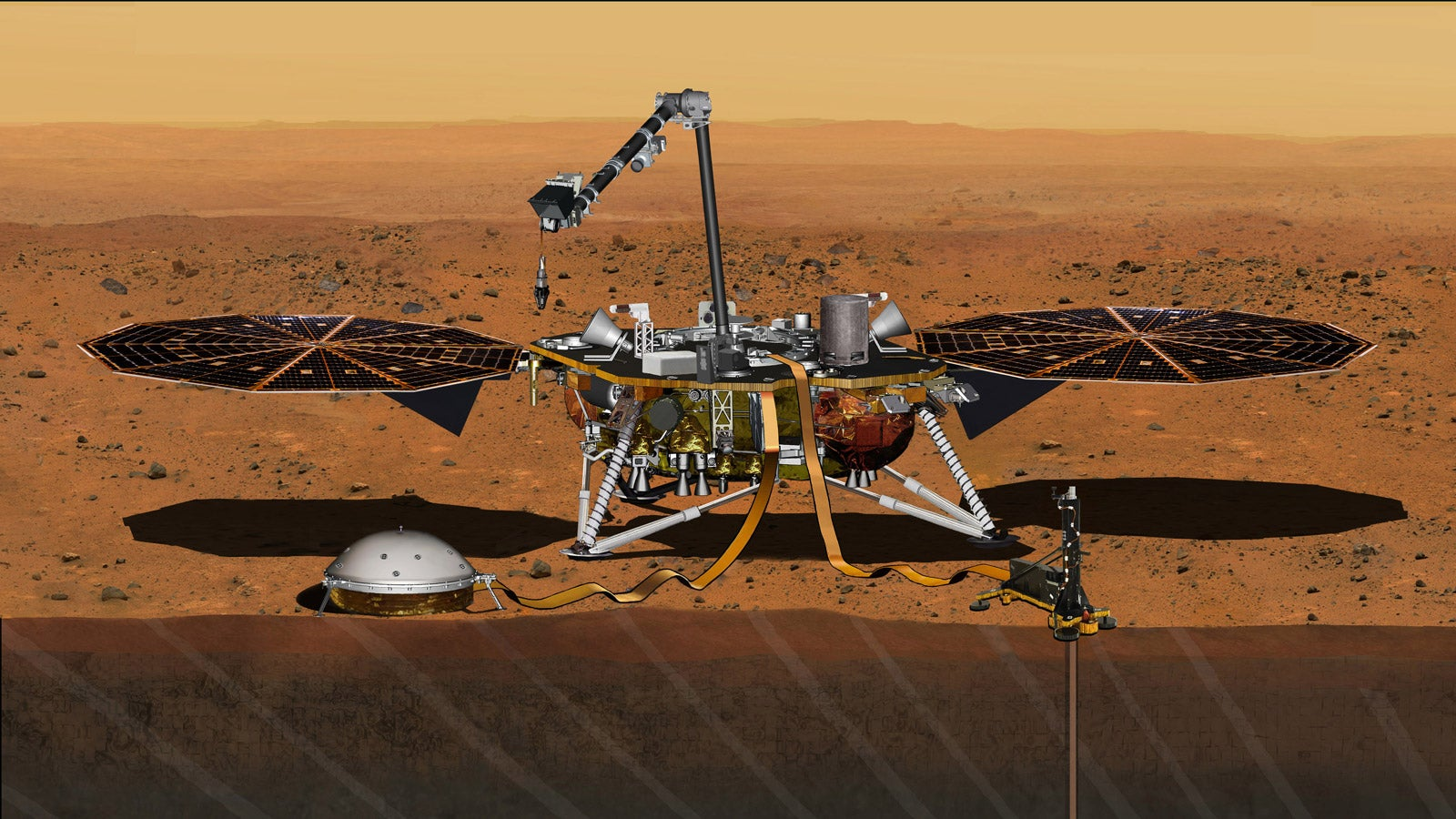 Save The Date: NASA's Newest Mars Lander Gets A Launch Opportunity
