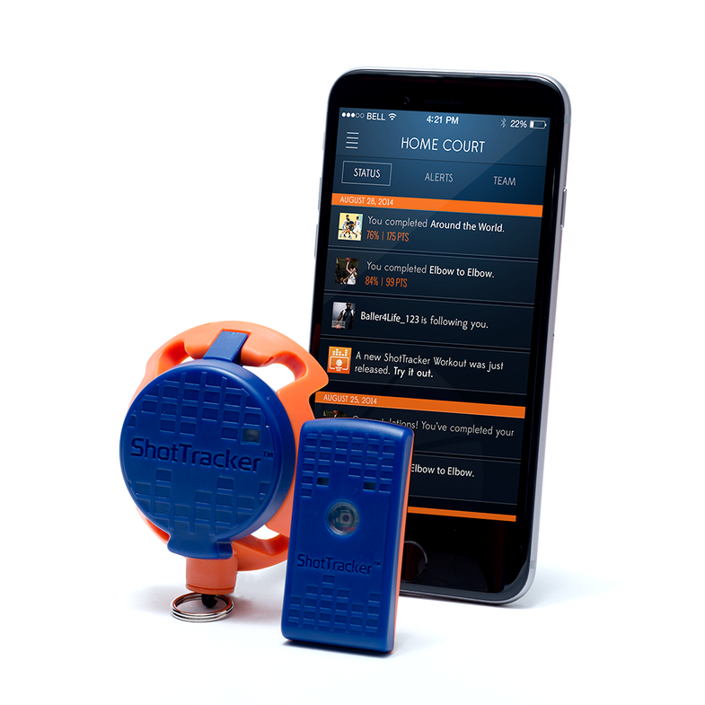 Wireless And Wearable Sensors To Track Your Basketball Skills