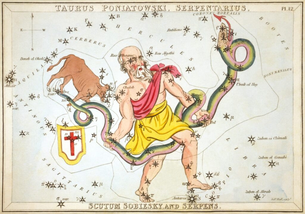 """Ophiuchus"