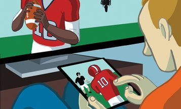 How Tablets Will Remake Television