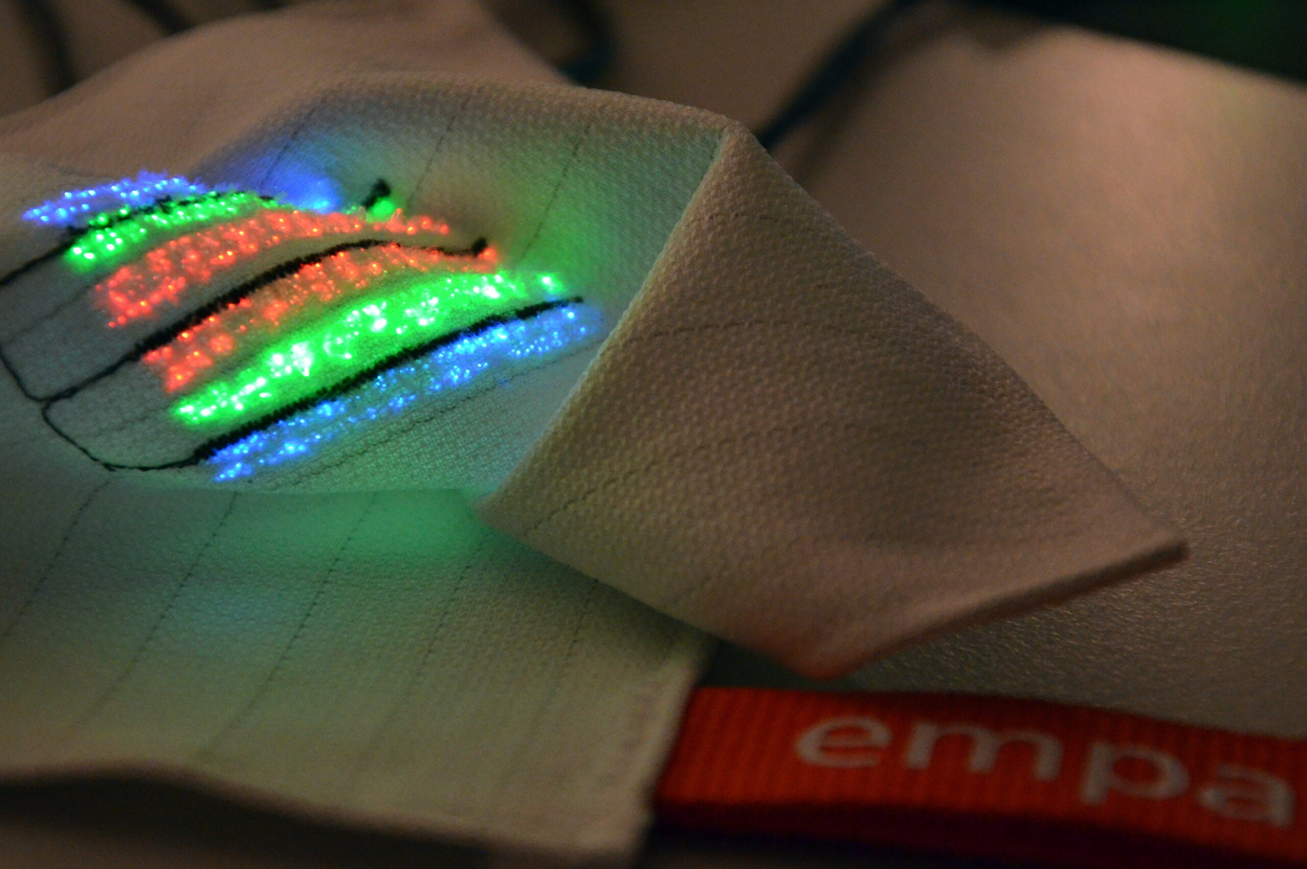 Washable heartbeat sensors can now be embroidered onto clothing