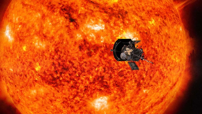 Now's your chance to send your name hurtling into the Sun's atmosphere