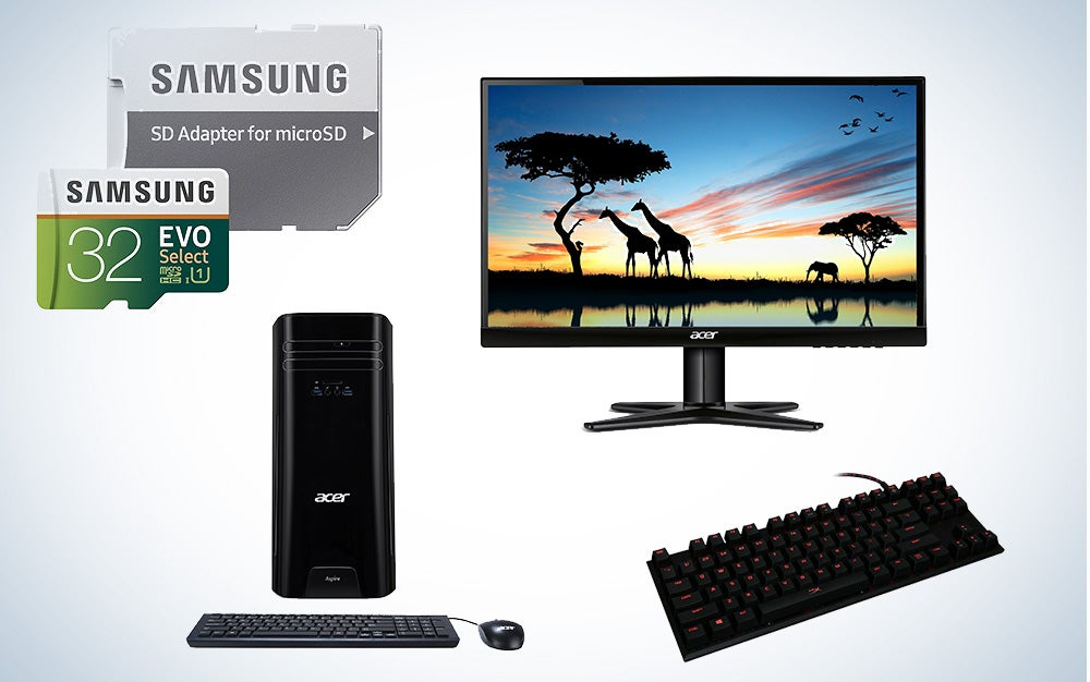 PC computer deals on computers, hard drives, and monitors