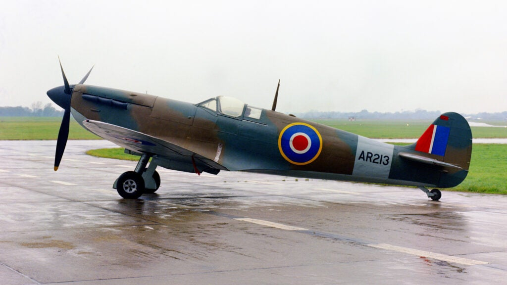 Historical Inspiration: Supermarine Spitfire Mk. 1
