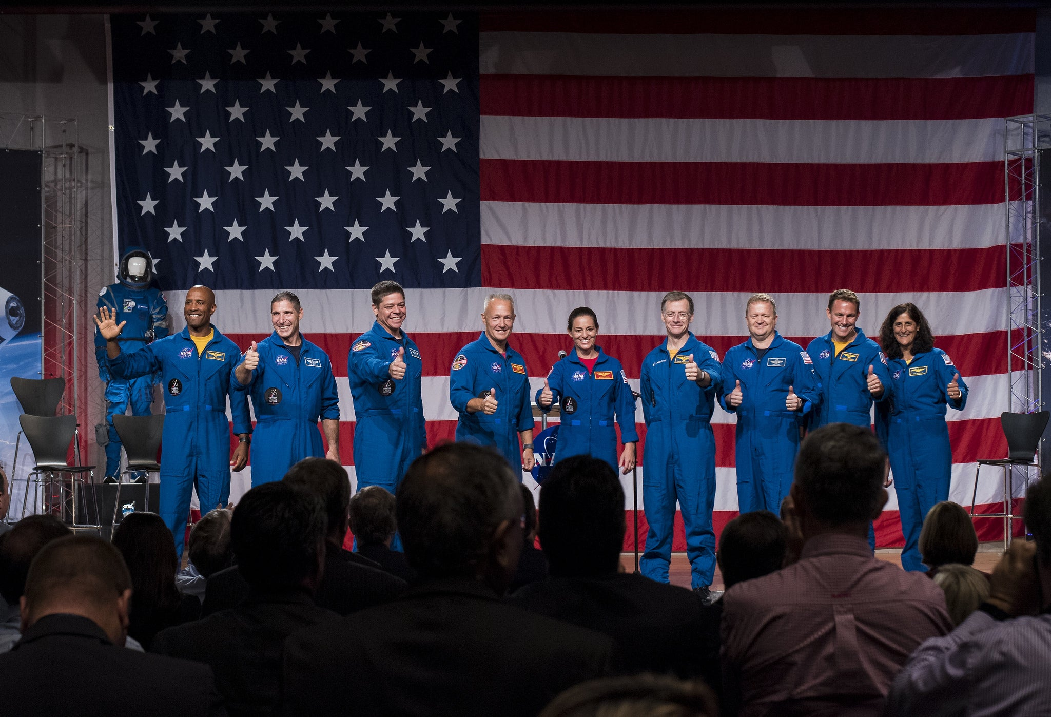Meet the next generation of American spaceflight