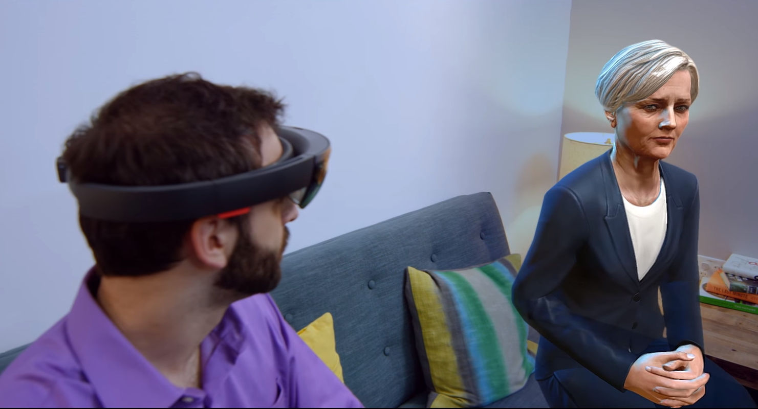 Is This HoloLens Game The Future Of Crime Fiction?