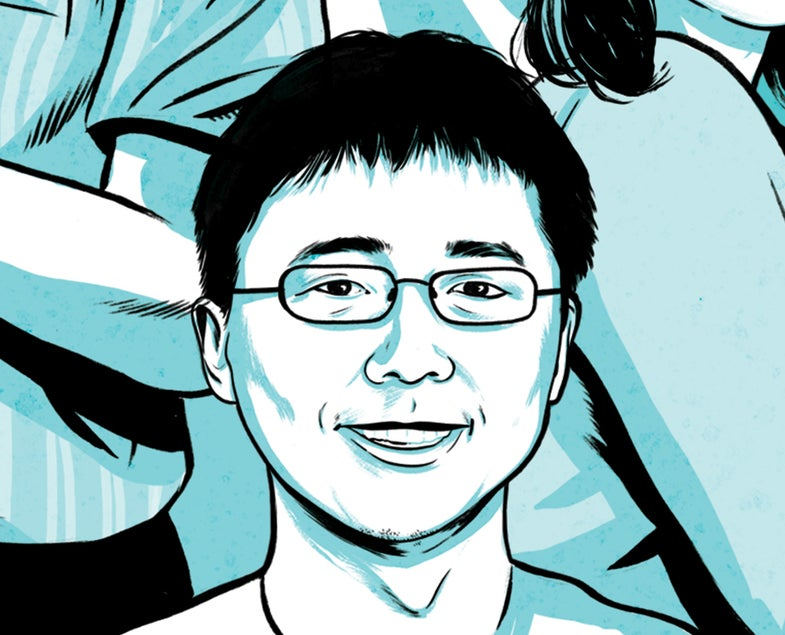 How Feng Zhang Modified A Cell's Genome On The Fly