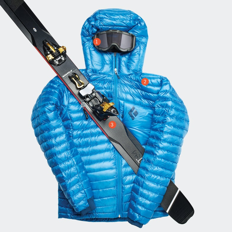 This Ski Gear Adapts— So You Don't Have To