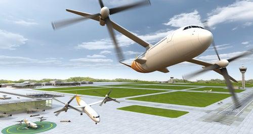 All Aboard the AeroTrain