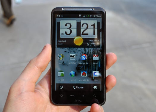 Testing the Goods: HTC's Inspire 4G* (And That's a Huge Asterisk)