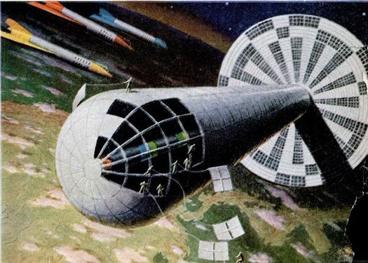 Archive Gallery: PopSci's Most Fantastic Space Colonies