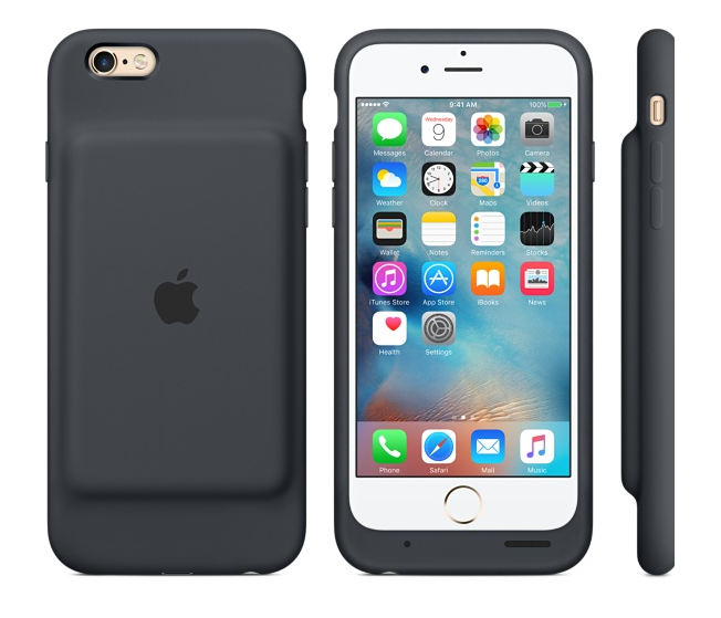 Apple Releases A $99 iPhone Case With Built-In Battery