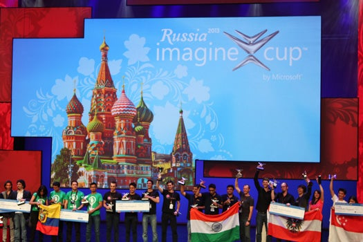 The 8 Best Student Tech Projects At Microsoft's Imagine Cup