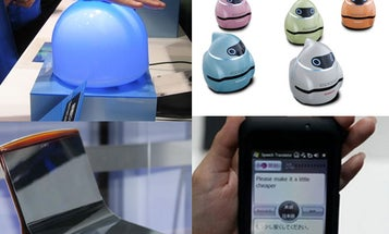 Gallery: Far-Out New Tech from Japan
