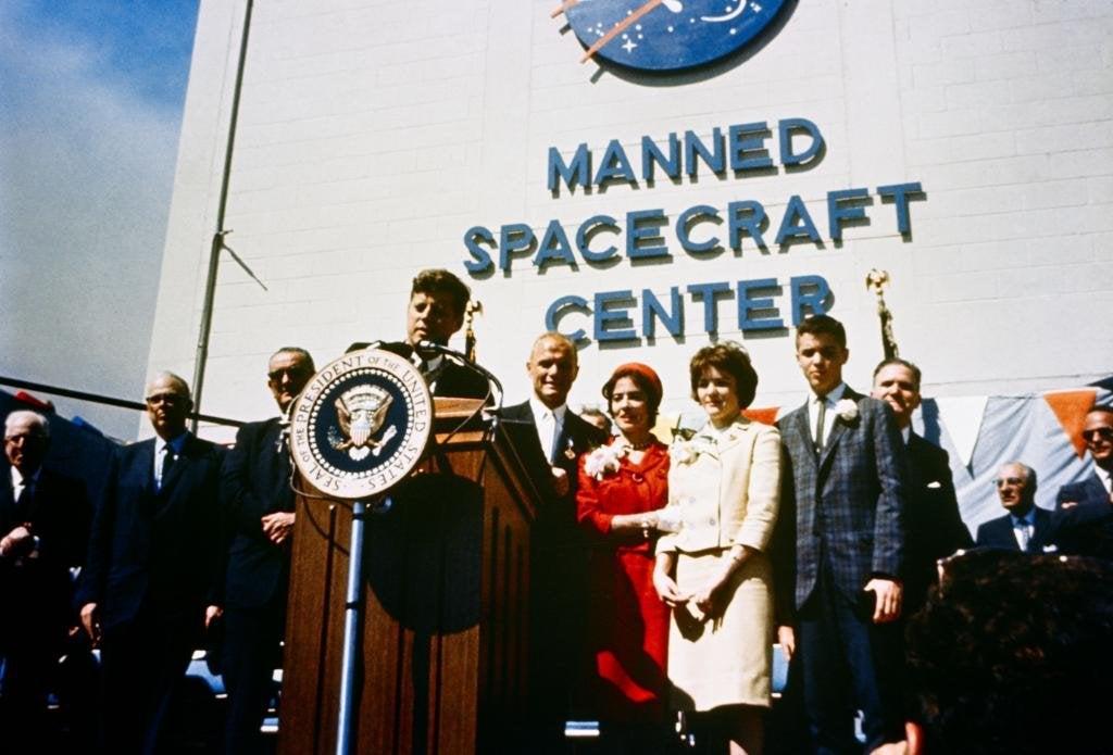 JFK NASA