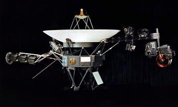 Voyager 1 Has Entered Interstellar Space