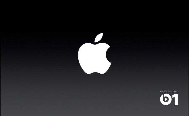 Apple Event 2016 livestream screenshot