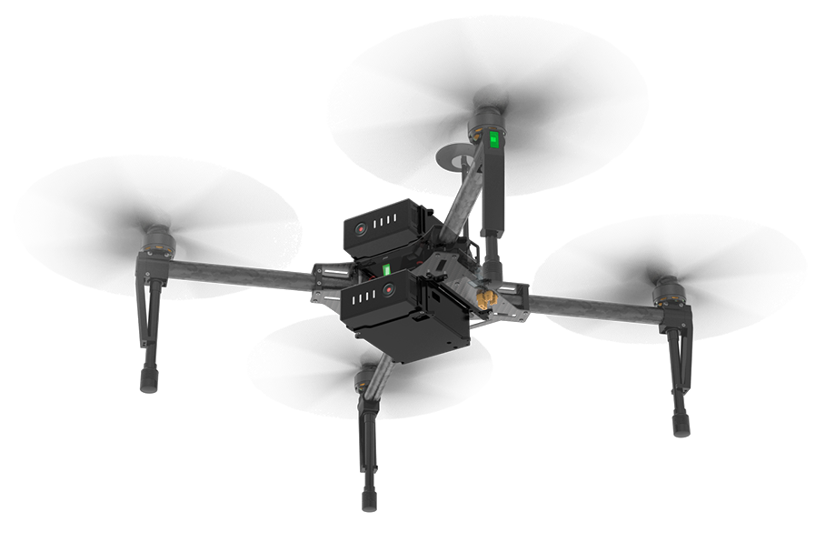 The First Consumer Drone That Steers Itself Around Obstacles