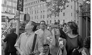 The Oral History Of September 11, Told By Its Photographers