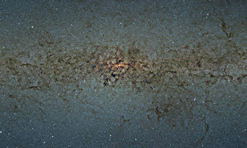 Here Is What 84 Million Stars Look Like. You're Welcome.