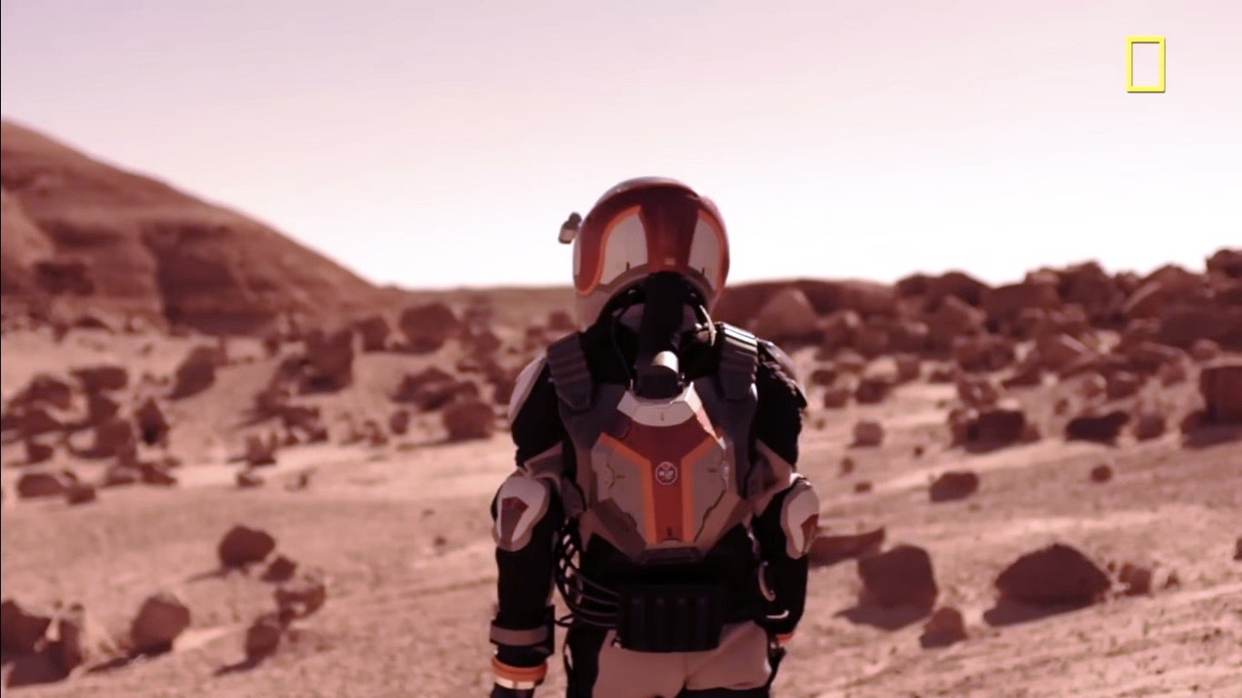 Watch The Trailer For Ron Howard's 'Mars'